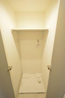 秀和奥沢レジデンス 洗濯機スペース
