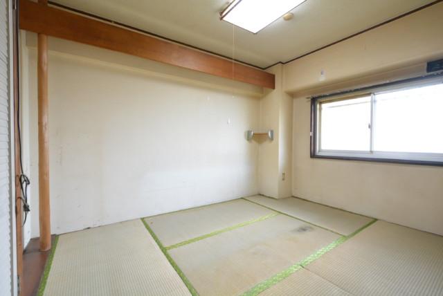 松見坂武蔵野マンション 和室