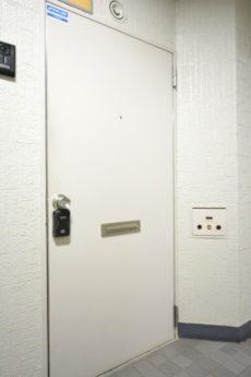 代々木スカイハイツ 玄関
