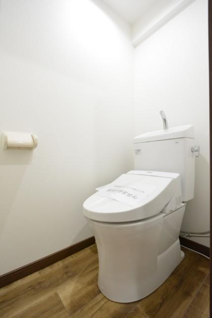 松見坂武蔵野マンション (27)トイレ