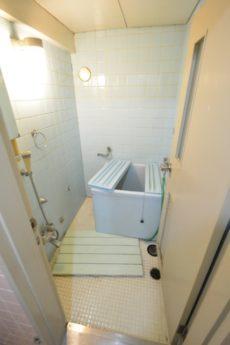 松見坂武蔵野マンション 浴室