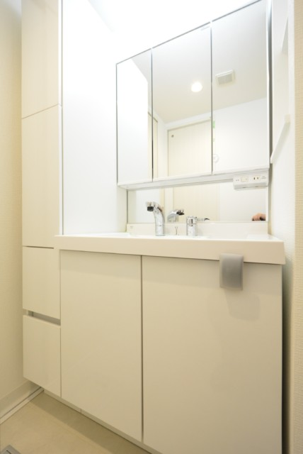 渋谷藤和コープ 洗面室