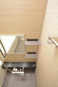 目黒コーポラス 浴室