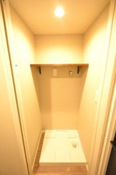 ライオンズマンション広尾第2 洗濯機スペース