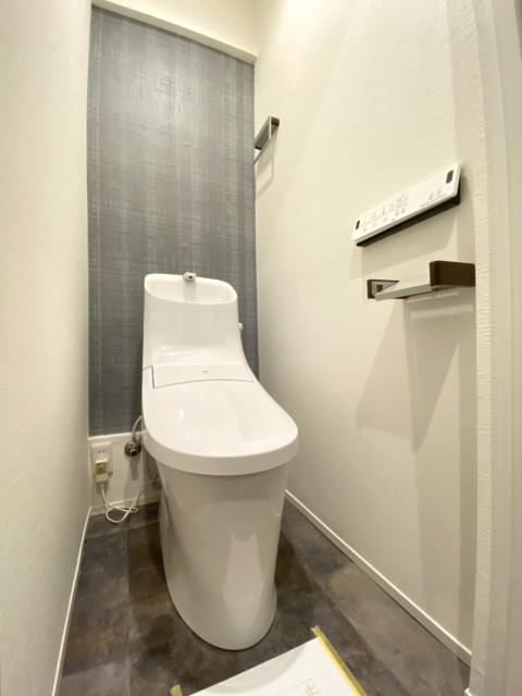 南青山サマリヤマンション トイレ