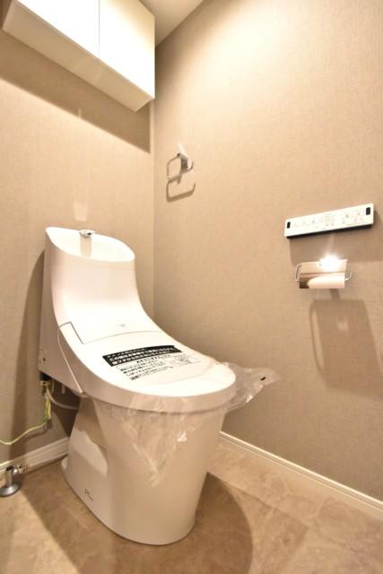 クレべール西新宿 トイレ