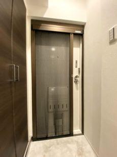 南青山サマリヤマンション 玄関
