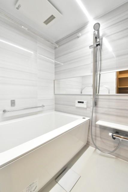 クレべール西新宿 浴室