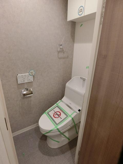 南青山サマリヤマンショントイレ