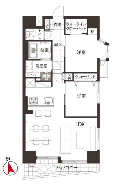 アエリア三軒茶屋 (9)