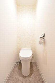 サンロイヤル五反田 トイレ