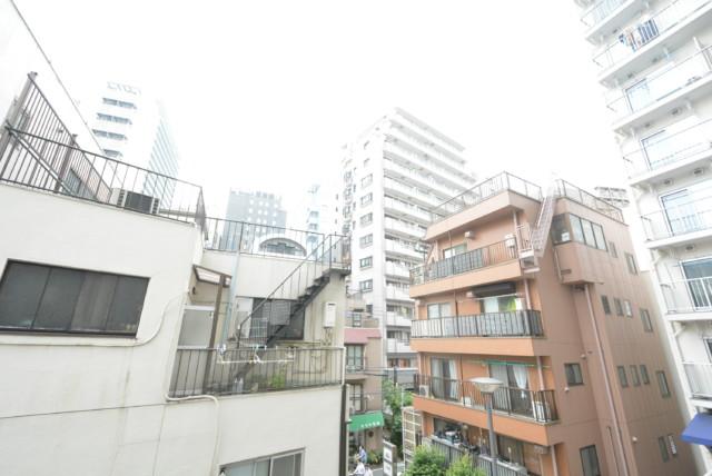 渋谷藤和コープ バルコニー