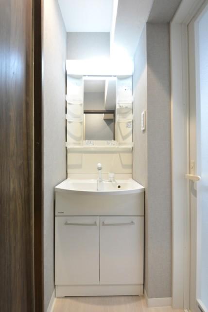 初台ハイツ 洗面室