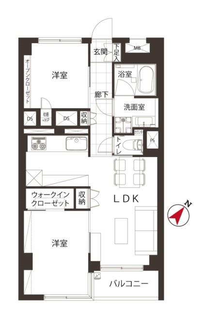 マンションニュー目黒 (7)