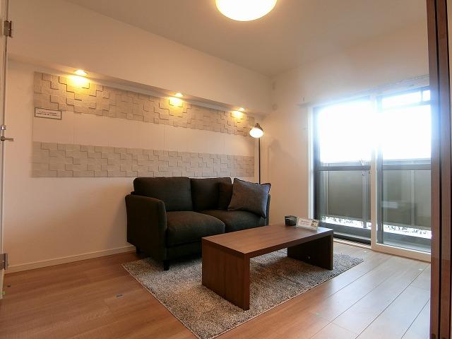 南青山サマリヤマンション洋室2