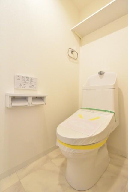 目黒小山マンション トイレ