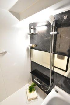 メゾンエクレーレ浜町公園 浴室