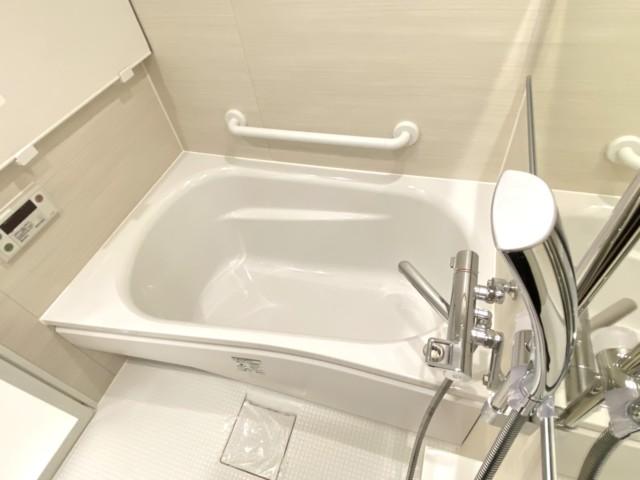 ライオンズマンション西五反田 浴室