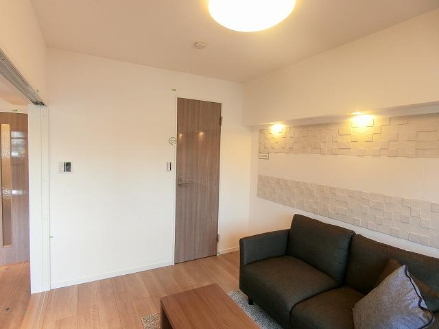 南青山サマリヤマンション7洋室2