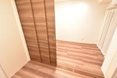 クレべール西新宿 LDK+洋室2
