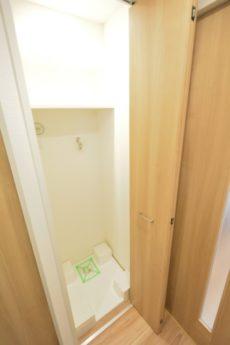 渋谷藤和コープ 洗濯機スペース