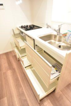クレべール西新宿 キッチン
