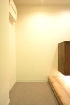 初台ハイツ 玄関