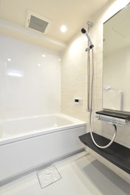 東陽町コーポラス 浴室