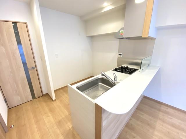 中央ビルディング キッチン