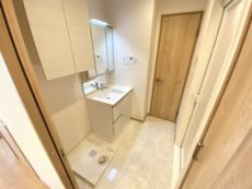 中央ビルディング 洗面室