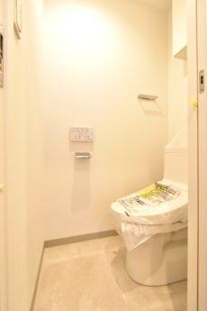 メゾンエクレーレ浜町公園 11階トイレ