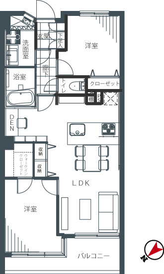レジェンド高田馬場DUE (9)