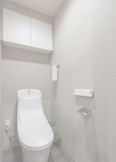 ライオンズマンション箱崎 トイレ