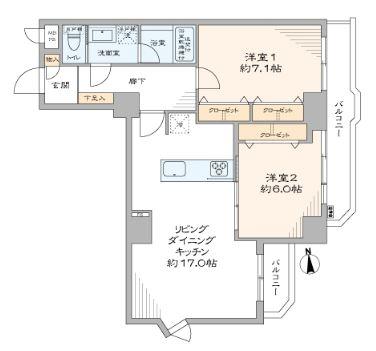 ライオンズガーデン新宿 (17)