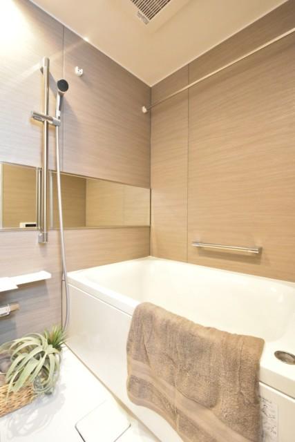 大森ハイツ 浴室