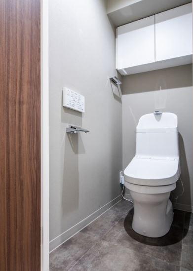 ネオアージュ八丁堀 トイレ