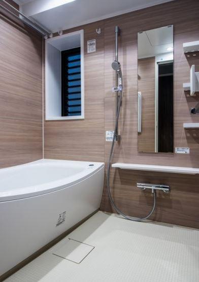 ネオアージュ八丁堀 浴室
