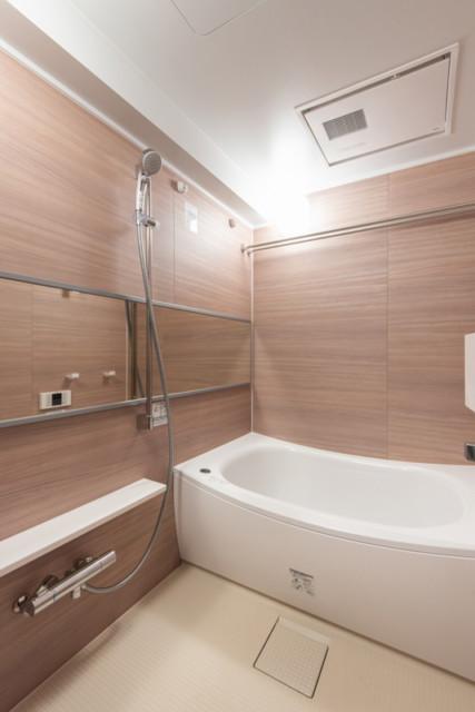 豊洲ハイツ 浴室