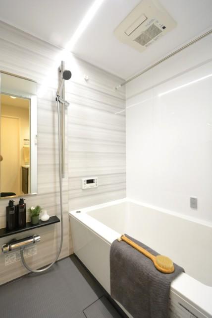 四谷軒第5経堂シティコーポ 浴室