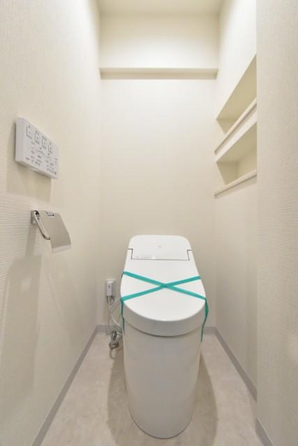 大森駅前住宅1号棟 トイレ