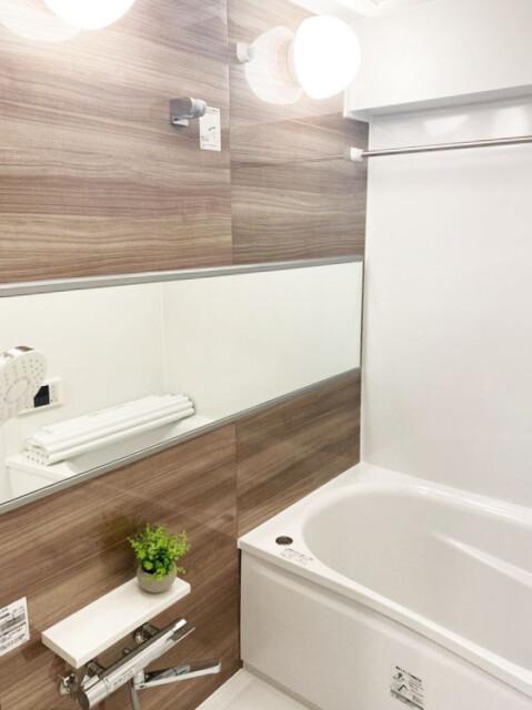 山王スカイマンション 浴室