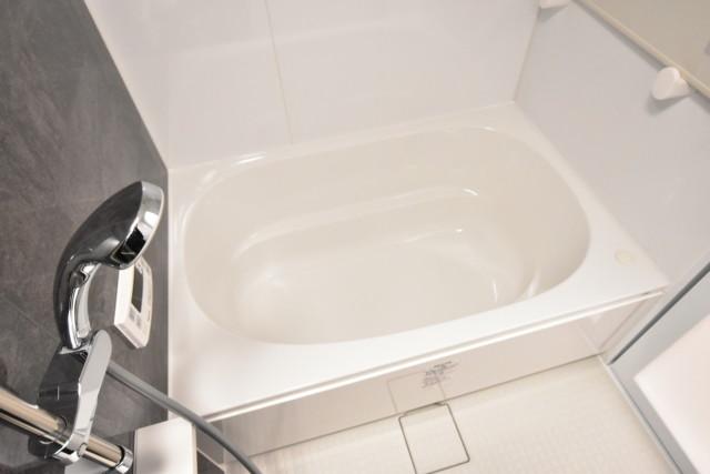 メガロン大森 浴室