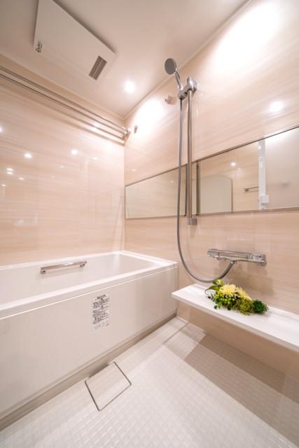 パークハウス中野アーバンス 浴室