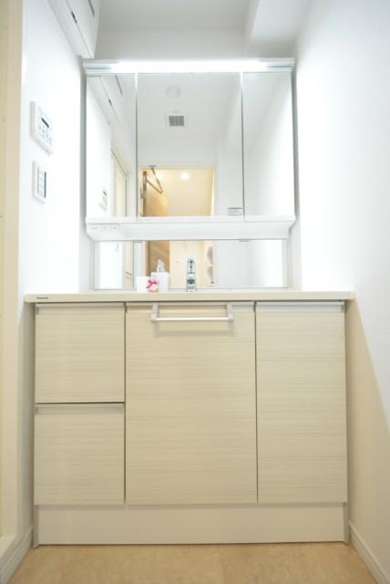 ライオンズマンション上野毛第3 洗面室