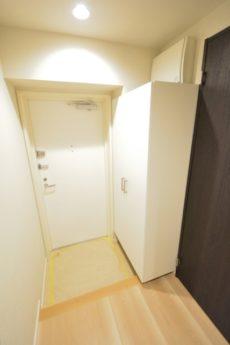 ライオンズマンション上野毛第3 玄関