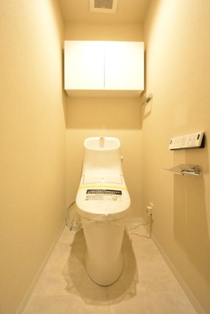 ライオンズマンション上野毛第3 トイレ
