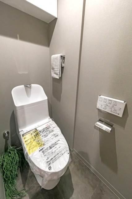 朝日クレスパリオ中野新井薬師 トイレ