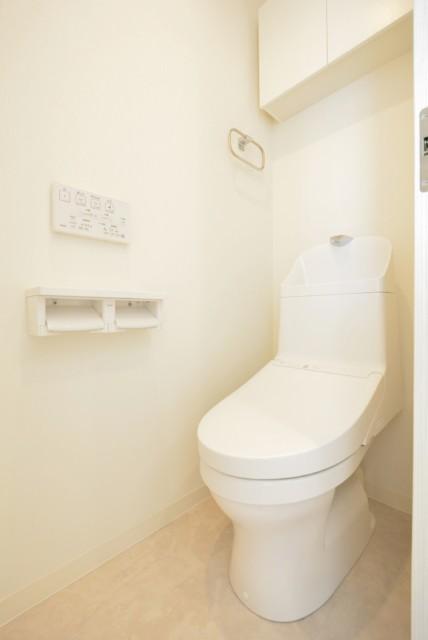 ハイライフ用賀 トイレ