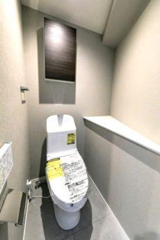 グラーサ西麻布 トイレ