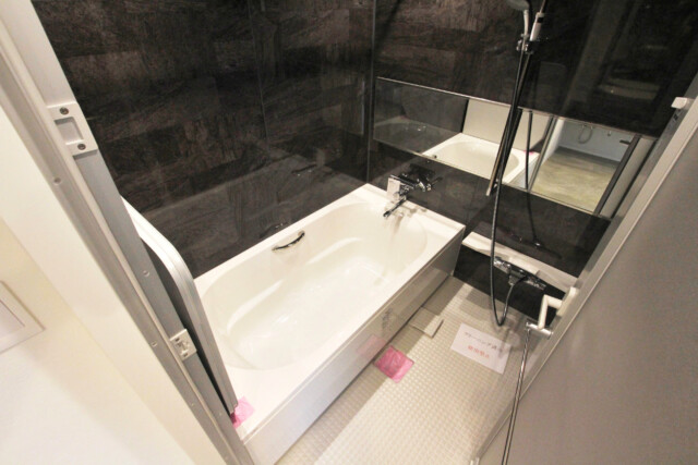 ロワ・ヴェール市ヶ谷左内坂 浴室